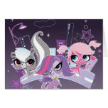 Littlest Pets in the Big City 2 Greeting Card
