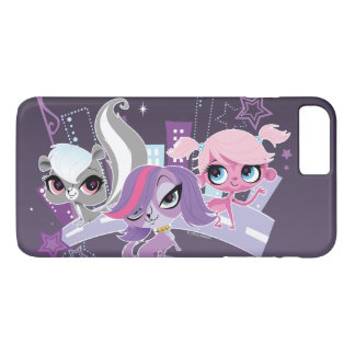 Littlest Pets in the Big City 2 iPhone 7 Plus Case