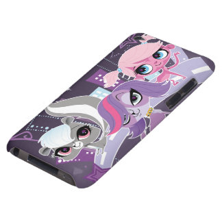 Littlest Pets in the Big City 2 iPod Touch Case
