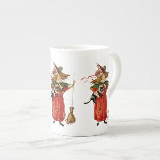 Littlest Witch - 1 - Halloween Cup/Mug Tea Cup