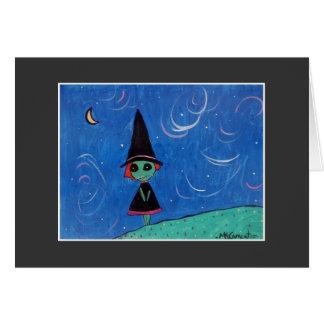 Littlest Witch Card