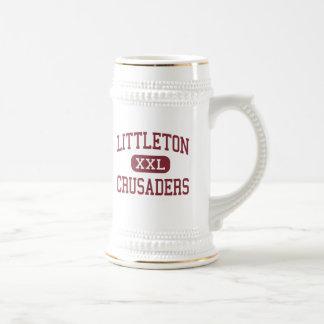 Littleton - cruzados - mayor - Littleton Jarra De Cerveza