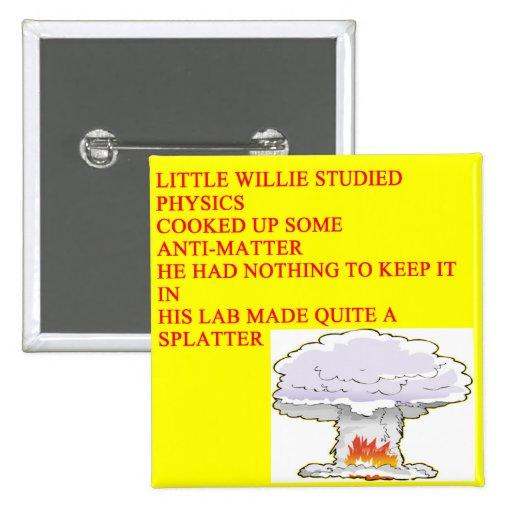 LITTLEWILLIE physics poem Pin