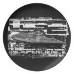 Littoral combat ship Independence Melamine Plate