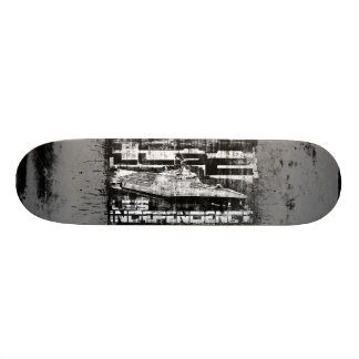 Littoral combat ship Independence Skateboard