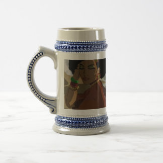 Littoral Dimmet Beer Stein