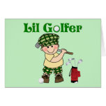 Litttle Golfer Cards