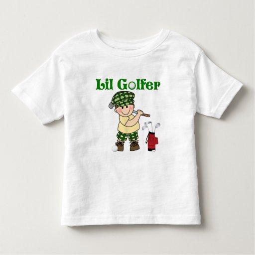 Litttle Golfer Shirt