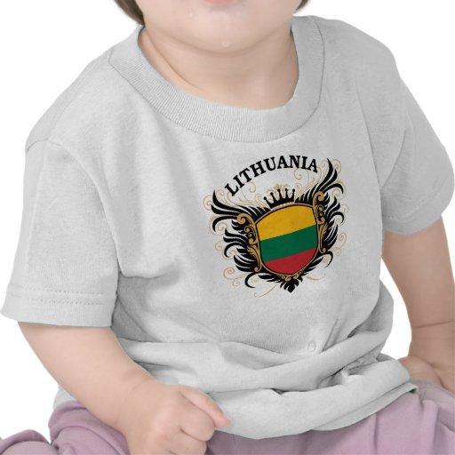 Lituania Camisetas