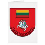 Lituania Tarjeton