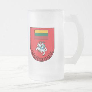 Lituania Taza De Cristal