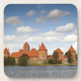 Lituania, Trakai, nacional histórico 2 de Trakai Posavasos De Bebida