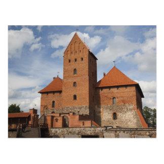 Lituania, Trakai, nacional histórico 3 de Trakai Postal