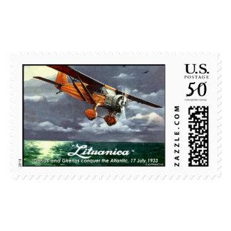 Lituanica 1933 postage