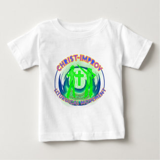 Liturgical Dance improvisation in Christs Name Baby T-Shirt