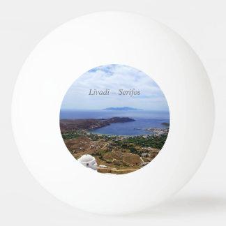 Livadi – Serifos Ping-Pong Ball