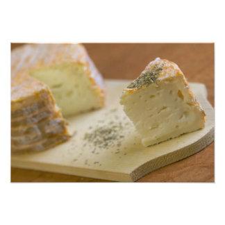Livarot - Normandy - France - AOC cheese For Photo Print