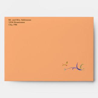 Livart Baby Announcement Card Cover Envelope