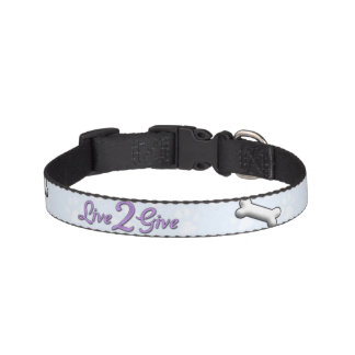 Live 2 Give SM Collar - Blue