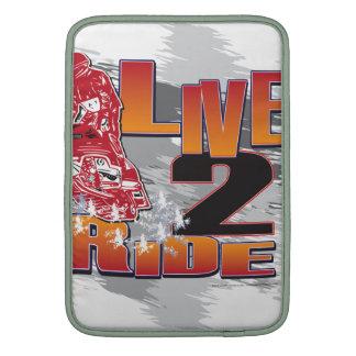 LIVE-2-RIDE-SLED FUNDAS MACBOOK AIR