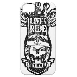 Live 2 Ride (vintage) iPhone SE/5/5s Case