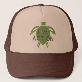 Live Action Trucker Hat