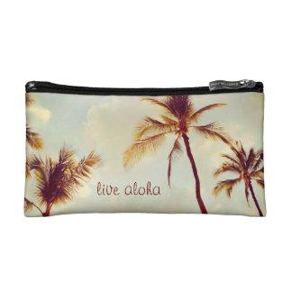 Live Aloha Makeup Bag