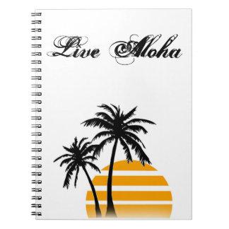 Live Aloha Notebook
