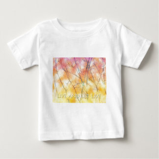 Live and Let Live Branches Tshirt