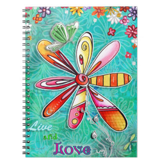 Live and Love Notebook