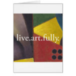 live.art.fully. notecards greeting cards