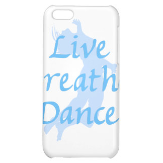 Live Breathe Dance Cover For iPhone 5C