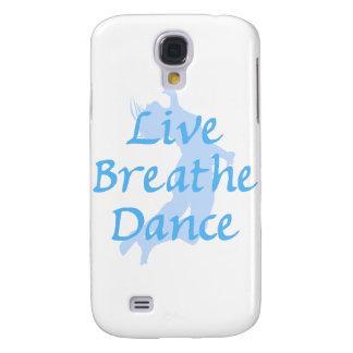 Live Breathe Dance Galaxy S4 Case