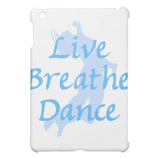 Live Breathe Dance iPad Mini Covers