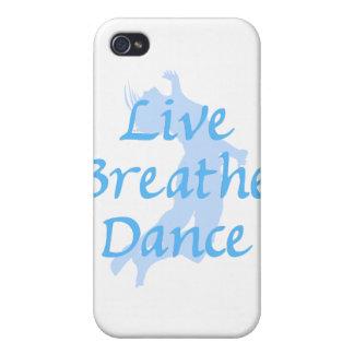 Live Breathe Dance iPhone 4/4S Cases