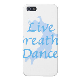 Live Breathe Dance iPhone 5 Covers
