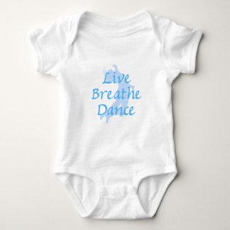 Live Breathe Dance Tshirts