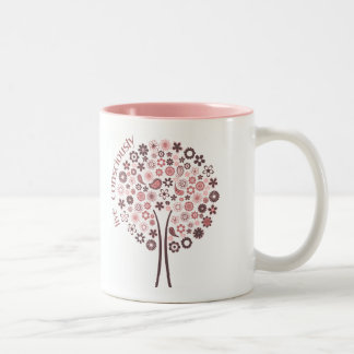 Live Consciously - Tree Mug