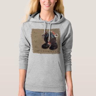 Live Differently Hoodie
