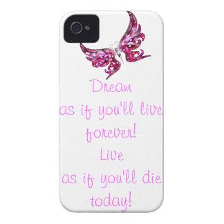 Live & Dream Case-Mate iPhone 4 Case