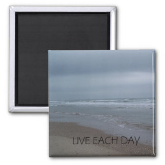 LIVE EACH DAY MAGNET
