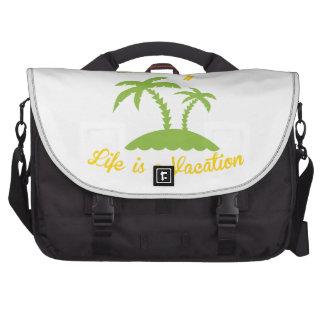 Live es vacaciones bolsas de portátil