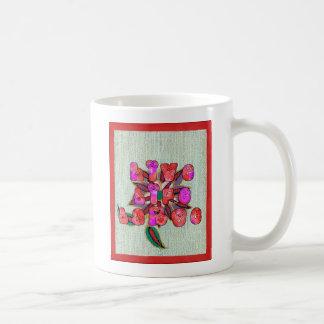 Live Experience Life Large Gifts.jpg Classic White Coffee Mug