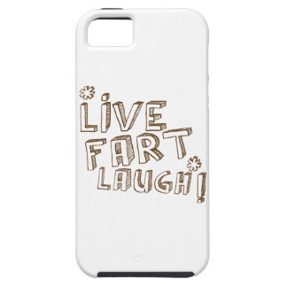 *LIVE FART LAUGH! iPhone SE/5/5s CASE