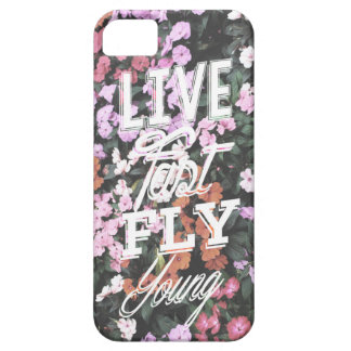 Live Fast Fly Young - Phone Case