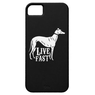 Live Fast iPhone SE/5/5s Case
