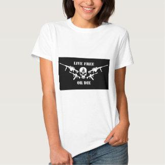 Live Fee or i.e. T-Shirt