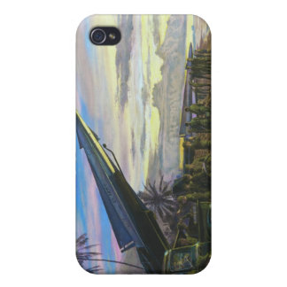 Live Fire at Kahuku by Jim Dietz iPhone 4 Cover
