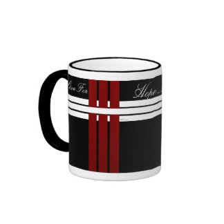"""""""Live For, Hope In, Love By"""" Coffee Mug"""