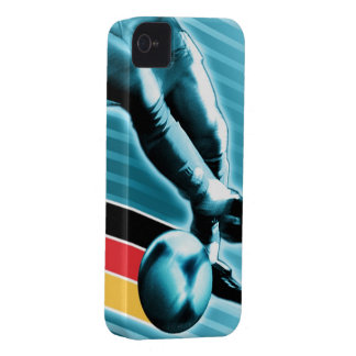 Live for Soccer iPhone 4 Case